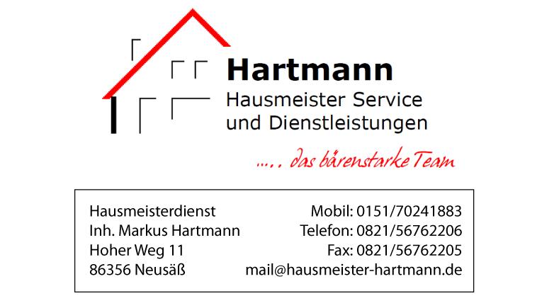 Hartmann Hausmeister Service und Dienstleistungen